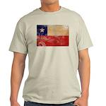 Chile Flag Light T-Shirt