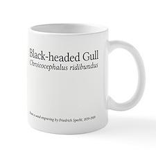 Brehm's Animal Life Black-headed Gull Mug
