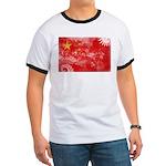 China Flag Ringer T