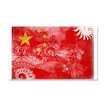 China Flag Car Magnet 20 x 12