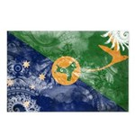 Christmas Island Flag Postcards (Package of 8)