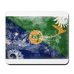 Christmas Island Flag Mousepad