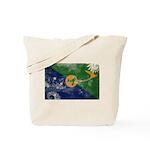 Christmas Island Flag Tote Bag