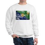 Christmas Island Flag Sweatshirt
