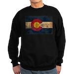 Colorado Flag Sweatshirt (dark)