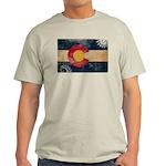 Colorado Flag Light T-Shirt