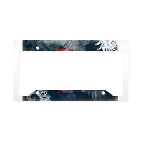 Colorado Flag License Plate Holder
