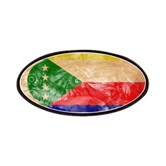 Comoros Flag Patches