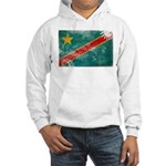 Congo Flag Hooded Sweatshirt