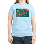 Congo Flag Women's Light T-Shirt