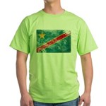 Congo Flag Green T-Shirt