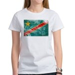 Congo Flag Women's T-Shirt