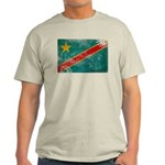 Congo Flag Light T-Shirt