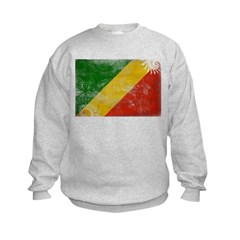 Congo Republic Flag Sweatshirt