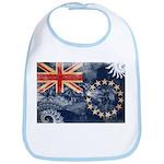 Cook Islands Flag Bib