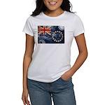 Cook Islands Flag Women's T-Shirt