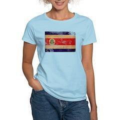 Costa Rica Flag T-Shirt