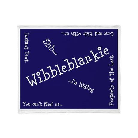 The Wibbleblankie