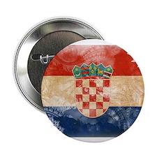 """Croatia Flag 2.25"""" Button (100 pack)"""