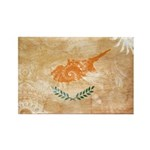 Cyprus Flag Rectangle Magnet (10 pack)
