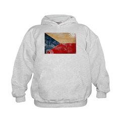 Czech Republic Flag Hoodie