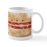 District of Columbia Flag Mug