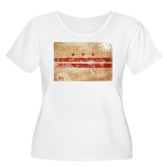 District of Columbia Flag T-Shirt