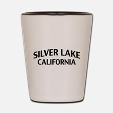 Silver Lake California Shot Glass