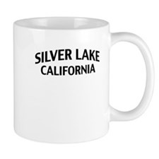 Silver Lake California Mug