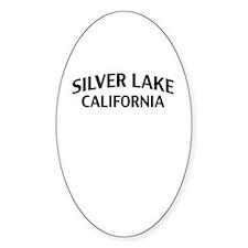 Silver Lake California Decal