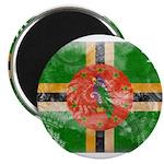 Dominica Flag Magnet