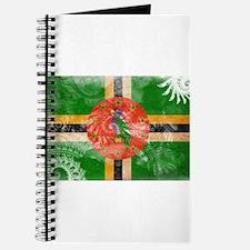 Dominica Flag Journal