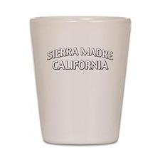 Sierra Madre California Shot Glass