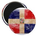 Dominican Republic Flag 2.25