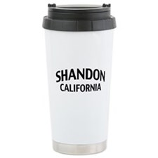 Shandon California Travel Mug