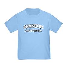 Shandon California T