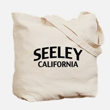 Seeley California Tote Bag