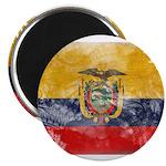 Ecuador Flag 2.25