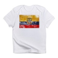 Ecuador Flag Infant T-Shirt
