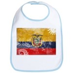 Ecuador Flag Bib
