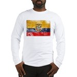 Ecuador Flag Long Sleeve T-Shirt