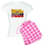 Ecuador Flag Women's Light Pajamas