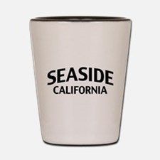 Seaside California Shot Glass
