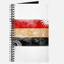 Egypt Flag Journal