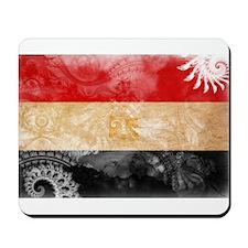 Egypt Flag Mousepad
