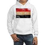 Egypt Flag Hooded Sweatshirt