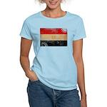 Egypt Flag Women's Light T-Shirt