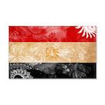 Egypt Flag 22x14 Wall Peel