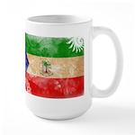 Equatorial Guinea Flag Large Mug
