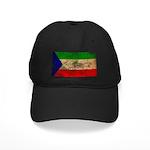 Equatorial Guinea Flag Black Cap